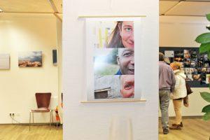 Vielfalt im Augenblick exhibition